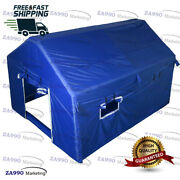 13x10ft Waterproof Inflatable Medical Emergency Rescue Tent With Air Pump
