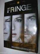 Fringe Season 1 Disc 4 Episodes 9-11 And Special Features Dvd
