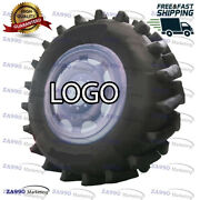 Inflatable Wheel Tire Truck Car Promotion Advertising With Air Blower - 13ft