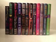 Julie Smith 17 First Edition/first Print Run Hardcover Books From 1982-2005