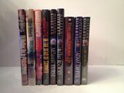 Gillian Roberts 9 First Edition/first Print Run Hardcover Books From 1992 - 2003