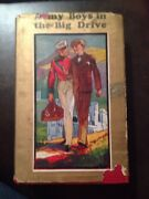 Antique Book Army Boys In The Big Drive Smashing Forward To Victory 1919