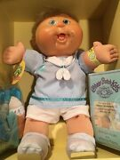 2007 Cabbage Patch Messy Face Doll Adorable