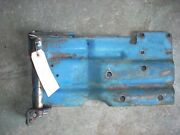 Ford 2000 Tractor Gas Battery Tray Mounting Bracket Support, E5nn10769ba