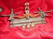Antique Kitchen Scales Made In The 30s +bonus