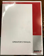 Case Ih V Series Tractor With Parts List Vc Vi Vd Operator`s Manual