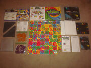 Dizios + Travel Blokus + Isolate Board Game Lot Party Fun Tile Strategy Dominoes