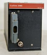Collins Dme Receiver Tcr-451 622-3670-001 Mods 2 As Removed Connector No Wires