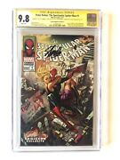 The Spectacular Spider-man 1 Campbell Cgc 9.8 Signed 5x Stan Lee, Campbell +3
