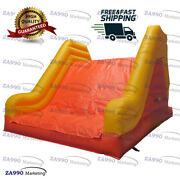 16x10ft Inflatable Bounce Slide For Water Swimmning Pool With Air Blower