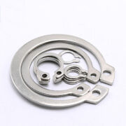 Ф10mm - Ф80mm External Retaining Ring Circlip Snap Ring 304 Stainless Steel