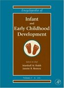 Encyclopedia Of Infant And Early Childhood Development - [academic Press]