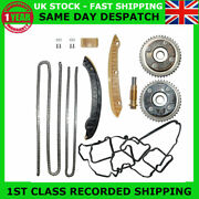 Fit Mercedes Benz M271 1.8 L Petrol Timing Chain Kit Vvt Camshaft Gears Pulley