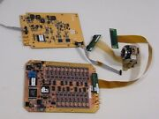 18 Actuators Deformable And Orientable Mirror For Adaptive Optics W/ Power Boards