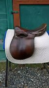 Vintage Saddle Us Army 1930 3rd Cavalry Division Officerandrsquos Training