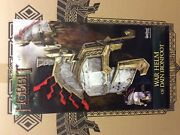 The Hobbit Helm Of Dain Ironfoot By United Cutlery Uc3167 New