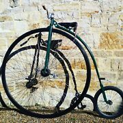 50 Penny Farthing - Trott And Sons - British Racing Green