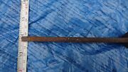 Vintage Ward Brand Warranted Chisel 1/4 Made In England