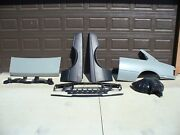 Entire Lot Of Maserati Biturbo Nos Body Panels And Chassis Parts 1982-1989