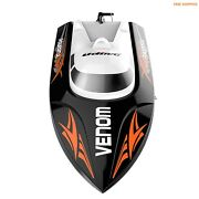 Rc Racing Boat 2.4ghz High Speed Electric System Remote Control Kids Model Race