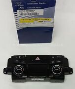 New Oem For 2011-15 Hyundai Sonata Hy 972504ree0blh Heater Control Assembly