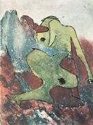 Dorothea Tanning - S/n - Etching W/ Aquatint - Miro Picasso We Love Best Offers