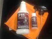 Topcoat F11 16oz Plus 2oz With One Micro Fiber Cloths Paint Polish And Sealer