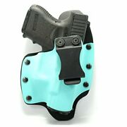Heavy Duty Iwb Hybrid Concealed Carry Gun Holster - Right Hand Walther Pps M2
