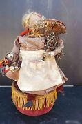 Automaton Musical Doll Red Riding Hood Nows She's Old