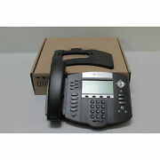 Polycom Soundpoint Ip 650 Voip Phone 2201-12630-001 2200-12651-001