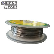 50 Ft - 30 Gauge Swg A1 Kanthal Round Wire 0.315 Mm