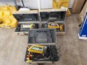 Laser Alignment - Gr Beam 2 And R Beam 1 Pipe Lasers With Cases 100 Tested
