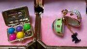 Authentic New Tagged Juicy Couture Easter Egg With Dog And Egg Carton Charms Nwt