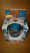 Rare Vintage 1993 Nhl Gumball Bank Anaheim Mighty Ducks 90's Toys Classic New