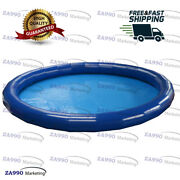 26x2.15ft Commercial Inflatable Pool For Water Walking Ball With Air Pump