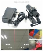 40mw 60mw 100mw Focusable 650nm Red Line Generator Diode Laser Locator Module