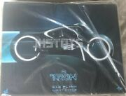 New Hot Toys 1/6 Tron Legacy Sam Flynn With Light Cycle Mms142 Japan