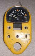 Vintage Nipponseiki Motorcycle Scooter Moped Speedometer