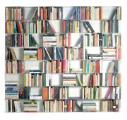 Bookcase Krossing Kriptonite - Made In Italy