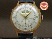Citizen 16 Jewels Rare Overhaul Manual Hand Wind Authentic Mens Watch Works