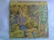 Vintage The Wizard Of Oz Tale Spinners For Children Vinyl Lp Record Album Sealed