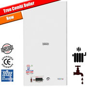 12kw Wall Hung Electric Combi Boiler - Central Heating Hot Water Bp Compact New