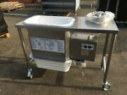 Henny Penny -breading Table - Ayrking - Fried Chicken Equipment -