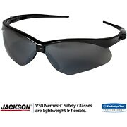 Jackson Nemesis V30 Safety Glasses/sunglasses Various Colors And Quantities