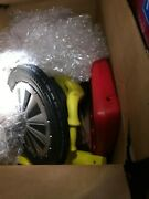 Vintage Marx Sport Wheel In Box With Instructions Rare. Unassembled