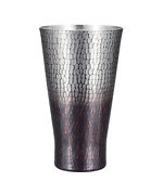 Tin Black Coated Cup Tumbler Best For Cold Drinks
