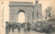 All Holidays Victory Andagrave Paris 14 July 1919 - The The Cenotaph Moved