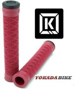 Kink Bikes Samurai Blue Or Red Flangeless Bmx Bicycle Scoote Free Shipping