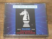 Promo Cd New 2120 South Michigan Great Blues From Chicagoand039s Chess Records