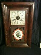 Antique Ogee Clock By E.n.welch Look